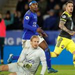 Leicester thua trên sân nhà