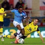Sterling đưa Man City vào bán kết Cup Liên đoàn Anh