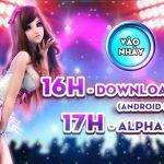 TOUCH Mobile – Tựa gMO vũ đạo số 1 châu Á chính thức Alpha Test