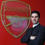 Arteta làm HLV Arsenal