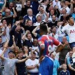 Son lập cú đúp trong chiến thắng của Tottenham