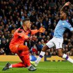 Sterling ghi hat-trick trong trận thắng đậm của Man City