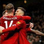 Liverpool thắng trên sân Tottenham