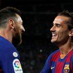 Messi: 'Những người như Griezmann luôn được chào đón ở Barca'
