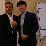 Indonesia bổ nhiệm cựu HLV tuyển Hàn Quốc