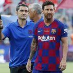 Messi vắng mặt khi Barca ra quân ở La Liga