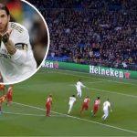 Ramos bị chỉ trích vì tranh phạt đền với đàn em