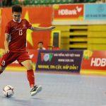 Việt Nam hoà Indonesia ở giải futsal Đông Nam Á