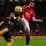 Man Utd hoà trận ra mắt của Bruno Fernandes