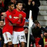 Man Utd thắng nhàn ở tứ kết Cup Liên đoàn