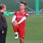 Hồng Duy: 'Chúng tôi đã quên trận thắng UAE'