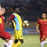 Khánh Hoà lún sâu ở V-League 2019
