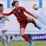 Thái Lan gặp Việt Nam ở chung kết giải bóng đá nữ Đông Nam Á