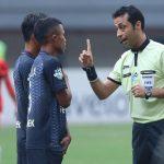 Trọng tài Iran bắt trận Việt Nam - Malaysia