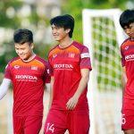 Tuấn Anh đem đến tin vui trước trận đấu Indonesia