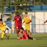 Việt Nam thua Bahrain trước giải U23 châu Á