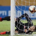 Bùi Tiến Dũng chắc suất bắt chính ở lượt về AFC Cup