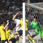 Thủ môn khiến Malaysia thua Philippines