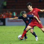 Thái Lan chốt danh sách 24 cầu thủ đấu Việt Nam