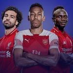 Aubameyang: 'Hàng công Arsenal và Liverpool mạnh tương đương'