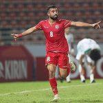 Bahrain hòa Iraq ở U23 châu Á