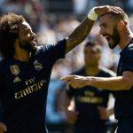 Real khởi đầu La Liga bằng trận thắng Celta Vigo