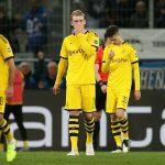 Dortmund thua ngược trong 15 phút cuối