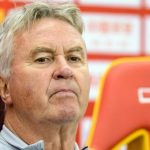 Trung Quốc sa thải Guus Hiddink
