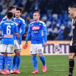 Juventus thua Napoli