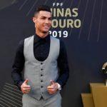 Ronaldo là Cầu thủ hay nhất Bồ Đào Nha 2019