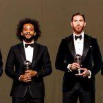 Real có bốn cầu thủ trong Đội hình tiêu biểu của FIFA