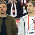 Luis Enrique trở lại làm HLV tuyển Tây Ban Nha