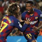 Thần đồng Barca có phí phá hợp đồng 188 triệu USD