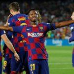 Tây Ban Nha lôi kéo thần đồng của Barca