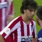 Tài năng của Atletico khẩu chiến với Messi