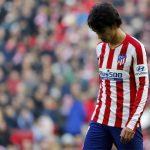 Atletico mất trụ cột trước trận đấu Real