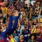 Griezmann: 'Tôi bắt chước cách Messi ghi bàn'
