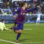Barca thắng ngược đội hạng Ba