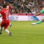 Hazard ghi bàn đầu tiên cho Real Madrid