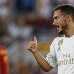 Bỉ trả Hazard về Real