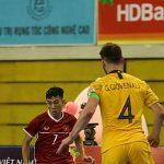 Tuyển Việt Nam kỳ vọng vào chung kết Futsal Đông Nam Á