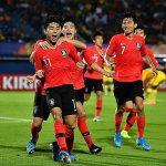 Hàn Quốc hạ Trung Quốc ở U23 châu Á