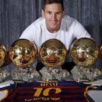 Mundo Deportivo: 'Messi đoạt Quả Bóng Vàng 2019'