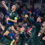 Italy giành vé dự Euro 2020