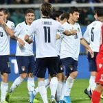 Mancini: 'Đội nào cũng muốn tránh Italy'