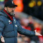 Klopp: 'Tôi không còn mừng bàn thắng của Liverpool'