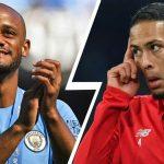 Kompany: 'Van Dijk hay hơn Terry, Ferdinand'