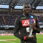 De Laurentiis: 'Nếu Maguire giá 97 triệu USD, thì Koulibaly phải 300 triệu USD'
