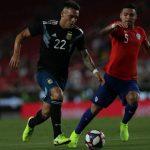Argentina hòa Chile khi vắng mặt Messi