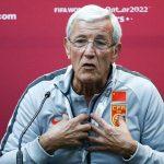 Lippi từ chức ngay sau trận thua của Trung Quốc